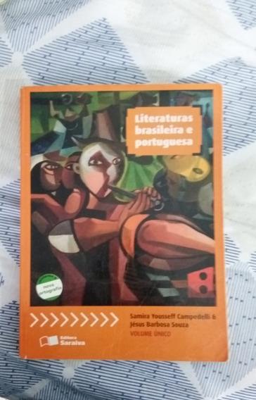 Livro De Literatura - Samira Youssef (volume Único)