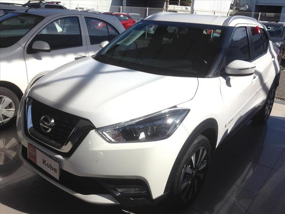 Nissan Kicks 1.6 16vstart Sv Limited