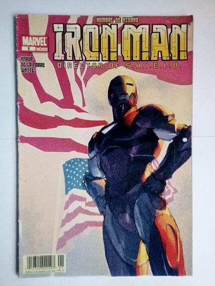 Comic Ironman Director Of S.h.i.e.l.d.