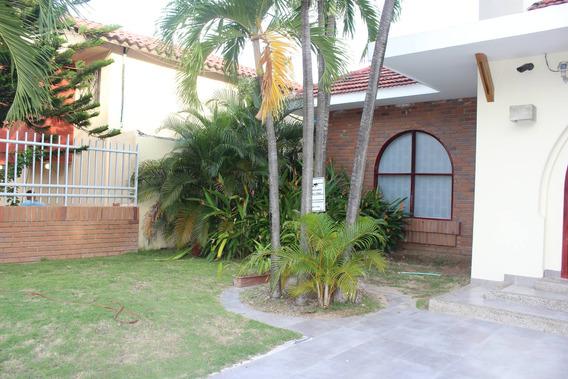 En Venta Casa Barrio El Prado De Barranquilla