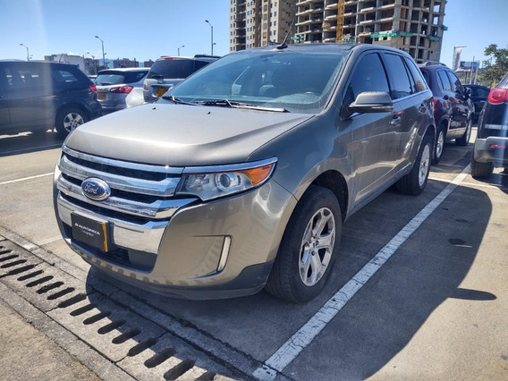 Ford Edge Limited 4x4 Limited 2013
