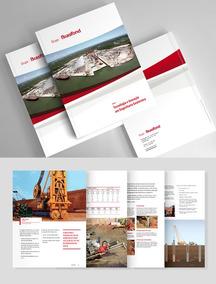 Catálogo 5 Folhas Miolo + Capa Brinde