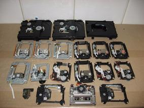 Lote 19 Mecanismos Leitores Diversos Sony No Estado S/ Teste