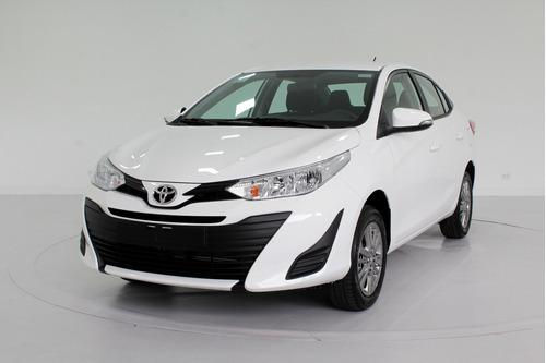 Toyota Yaris 1.5 Xl Plus Connect Flex 4p Automático  Cvt 7