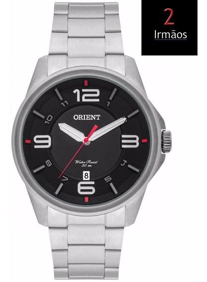 Relógio Masculino Orient Prateado Mbss1288 P2sx
