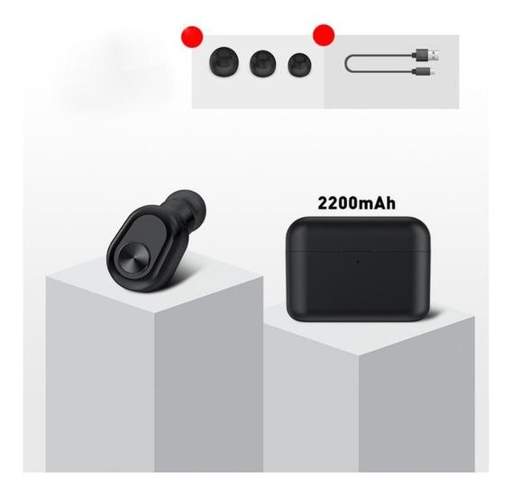 Verdadeiro Fones De Ouvido Sem Fio Bluetooth Esporte Mini Fo