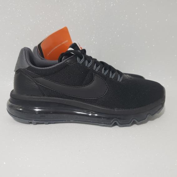 Tênis Unissex Nike Am Ld-zero Black Tamanho 35 Original