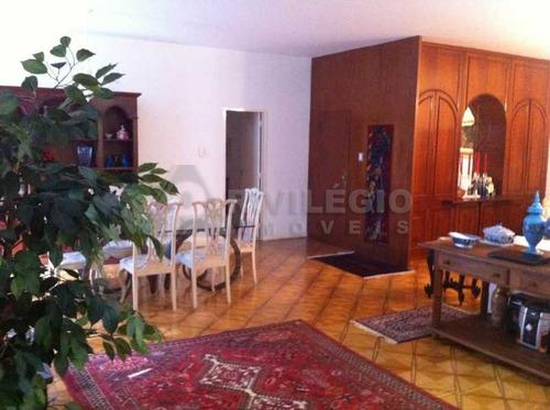 Imagem 1 de 30 de Apartamento À Venda, 3 Quartos, 1 Suíte, 1 Vaga, Copacabana - Rio De Janeiro/rj - 17617