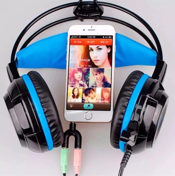 Adaptador P3 Combo P2 Headset Fone E Microfone Lapela