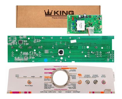 Imagem 1 de 7 de Placa Interface Compatível Lavadora Bwl11 W10356413 - Alado