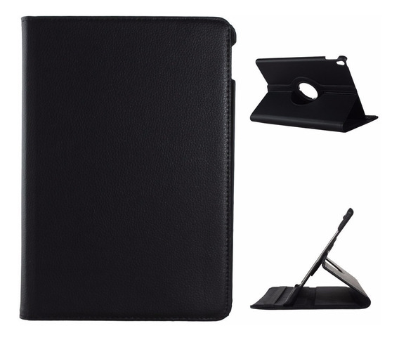 Capa Anti Impacto Giratória iPad Pro 10.5 A1709 + Pel. Vidro