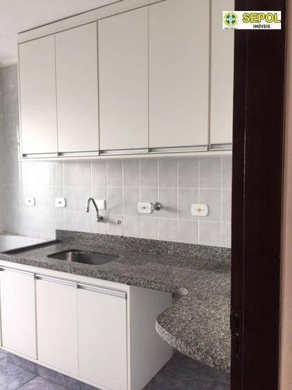 Apartamento Residencial Para Locação, Jardim Imperador (zona Leste), São Paulo. - Ap0083