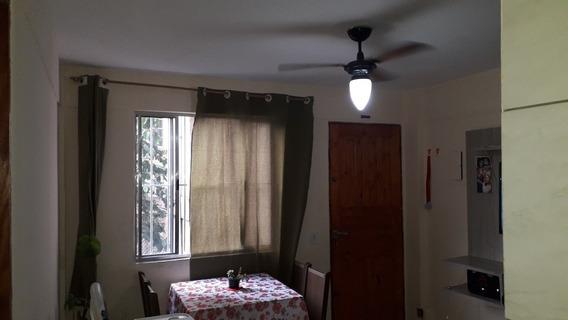 Apartamento Cdhu No Jd.nélia -itaim Paulista,com 4 Cômodos