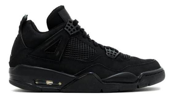 Air Jordan 4 Black Cat Retro