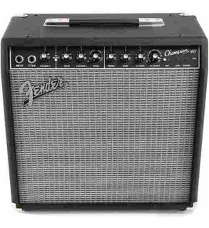 Fender Champion 40 Ampli Guitarra 40wts Efectos Soundgroup.