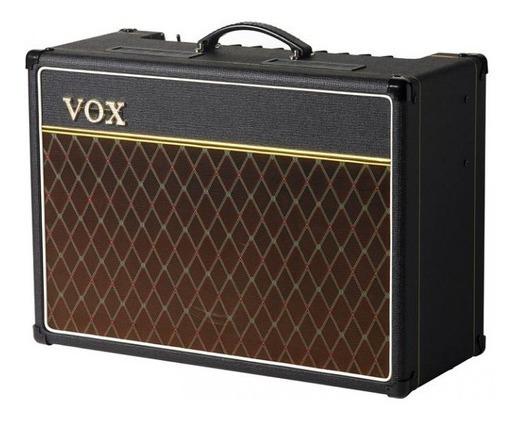 Ftm Vox Ac15c1x - Amplificador Combo Guitarra Valvular 15 Wa