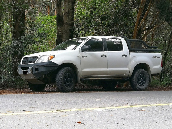 Toyota Hilux 2.5 Dx Pack Cab Doble 4x4 (2009) 2009