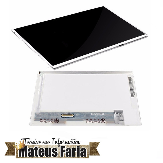 Tela Lcd Notebook Samsung Np270e4e Original Envio Imediato