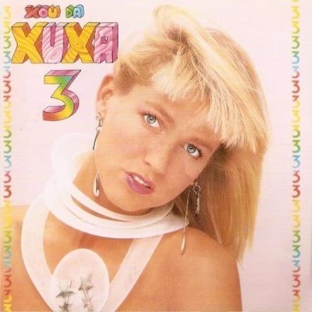 Cd Xuxa - Xou Da Xuxa 3 1988 (original E Lacrado)