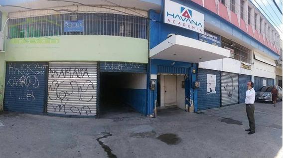Excelente Ponto Comercial Para Locação, Santo Amaro, Recife. - Pt0001