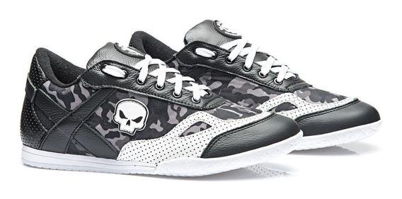 Tênis De Treino Academia Black Skull Tênis/fitness Bs 2030