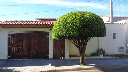 Imagem 1 de 28 de Casas - Venda - Jardim Santana - Cod. Ca0160 - Vca0160