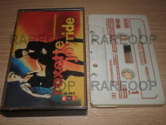Roxette Joyride Maxifriendmix (cassette) (arg) K1
