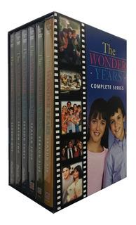 Los Años Maravillosos Wonder Years Serie Completa Boxset Dvd