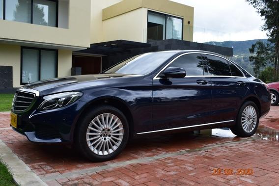 Mercedes Benz C 200 Exclusive Cgi 17000 Kms.