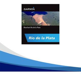 Carta Nautica Rio De La Plata Garmin Bluechart G2 Tienda Ofi