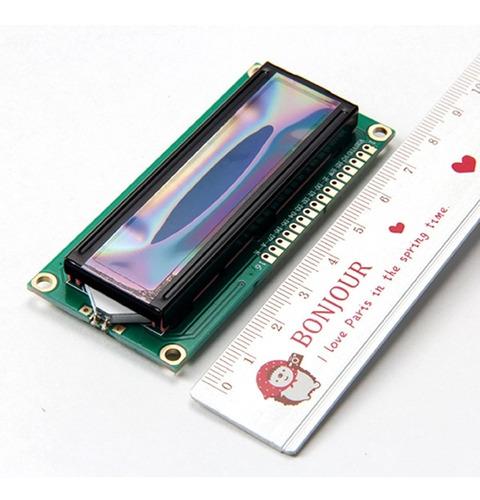 Display 1602 Lcd Pantalla 16×2 Backlight Azul Arduino