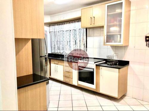 Lindo Apartamento Com 3 Dormitórios À Venda, 97 M² Por R$ 530.000 - Jardim Aquarius - São José Dos Campos/sp - Ap4139