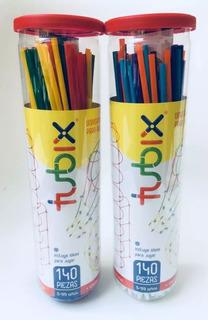 Tubix Pack Tubo Tbx140- Muy Divertido- Giro Didactico