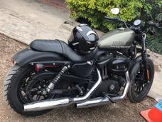 Harley Davidson Iron 883 Personalizada Soat Vigente Hasta 20