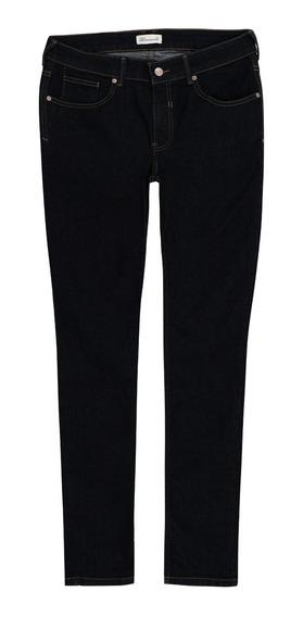 Jeans Super Skinny Stretch De Hombre C&a Básicos Biowash