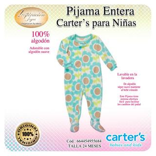 Pijamas Enteras Carters 100% Originales