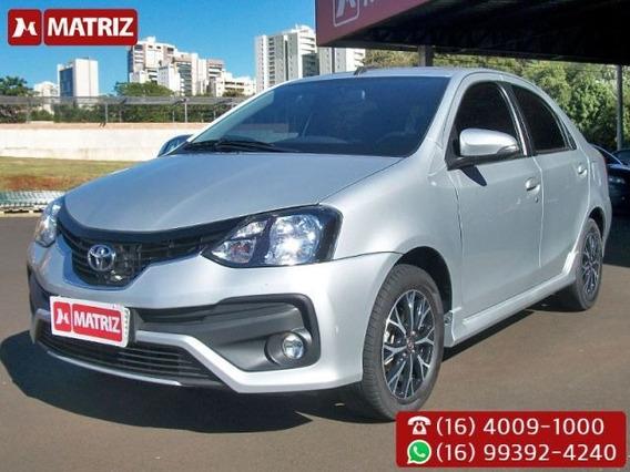 Toyota Etios Platinum 1.5 16v Flex