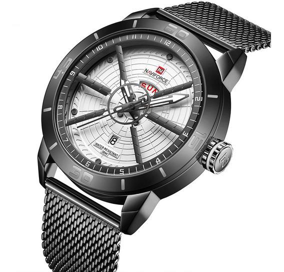 Relógio Masculino Naviforce Esportivo Lançamento Original