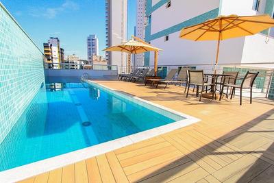 Apartamento Em Centro, Balneário Camboriú/sc De 130m² 3 Quartos À Venda Por R$ 1.250.000,00 - Ap255884