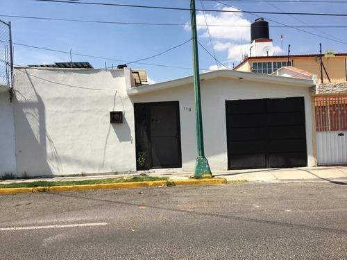Casa En Renta En La Colonia Morelos En Toluca