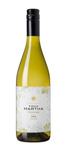 Vinho Branco Finca Martha Chardonnay 2020