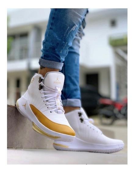 Zapatos Botines Jordan Dama Colombianos Gym