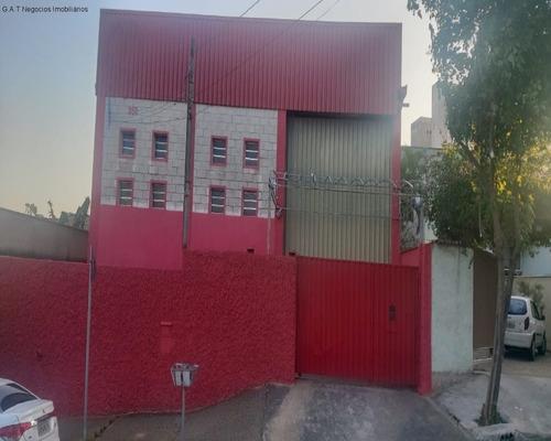 Barracão Aluga No Jardim Morumbi  - Sorocaba/sp - Ba00203 - 2521679