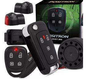 Alarme Positron Exact Ex360 + Chave Canivete Positron Px80