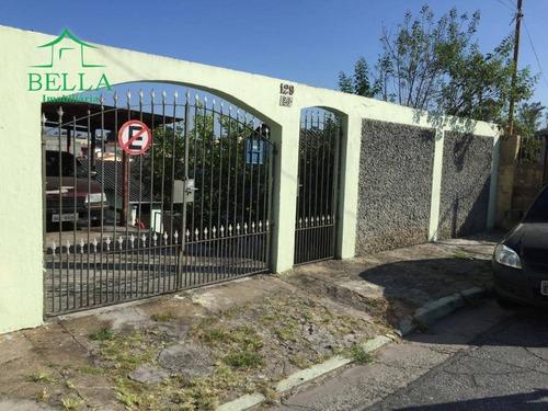 Terreno À Venda, 320 M² Por R$ 500.000 - Vila Dos Remédios - São Paulo/sp - Te0244
