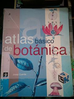 C39 Atlas Basico De Botanica, Josep Cuerda