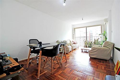 Venta Apartamento 2 Dormitorios Con Gge En Pocitos