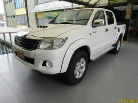 Toyota Hilux Imv Mt 2500cc 4x4 Td Euro4