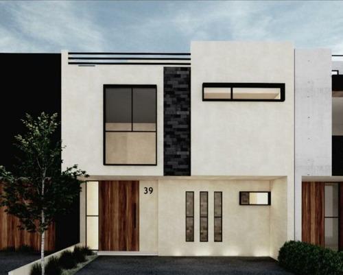 Hermosa Residencia Pre-venta En El Campestre En Guadalajara Con Roof Garden