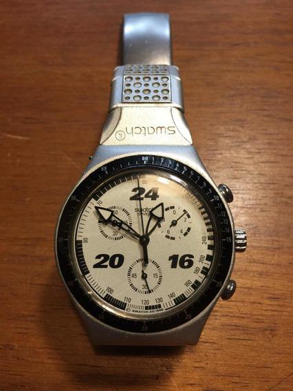Relógio Swatch Irony Chrome Alumminium